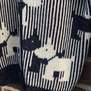i love H81 Sweaters - I love H 81 dog Cardigan